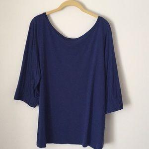 NWOT Blue T-Shirt